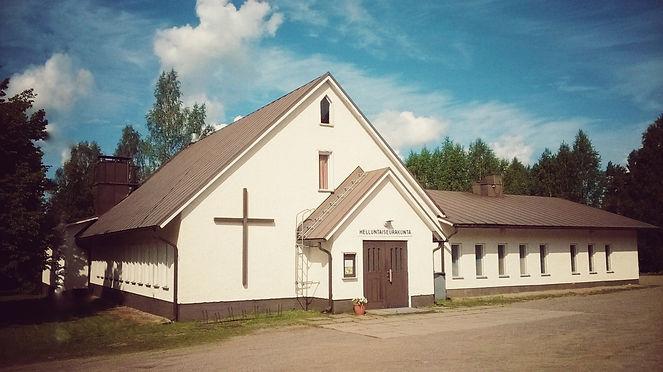 Tikkakosken helluntaiseurakunnan rukoushuone