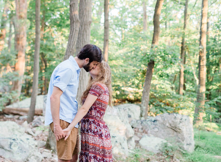 Chris & Becky: Sugarloaf Mountain Couple Session