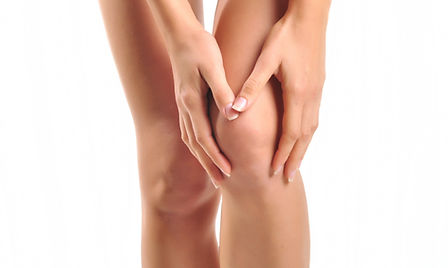 Pain in a knee. sports trauma.jpg