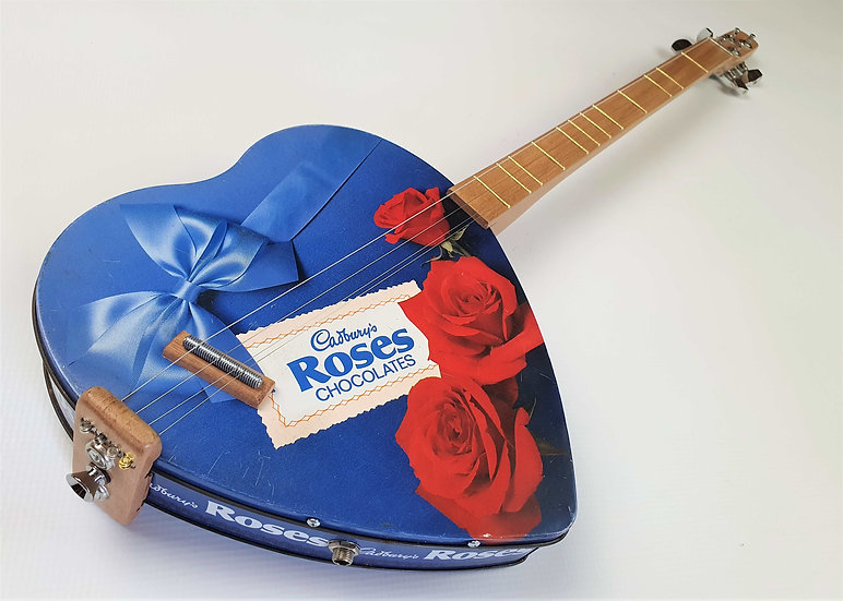Rose Lovers Dulcimer