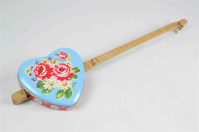 Floral Heart Canjo