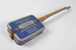 Farrahs Toffee Electric Canjo
