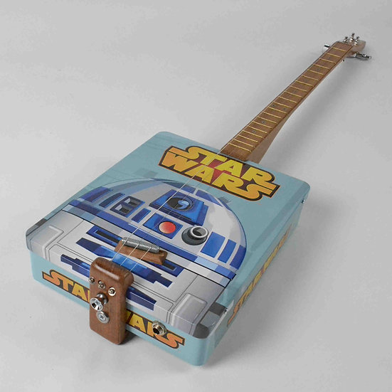 Star Wars Upcycled Guitar