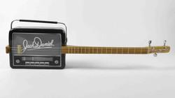 The Jack Danials Radio Tin Guitar