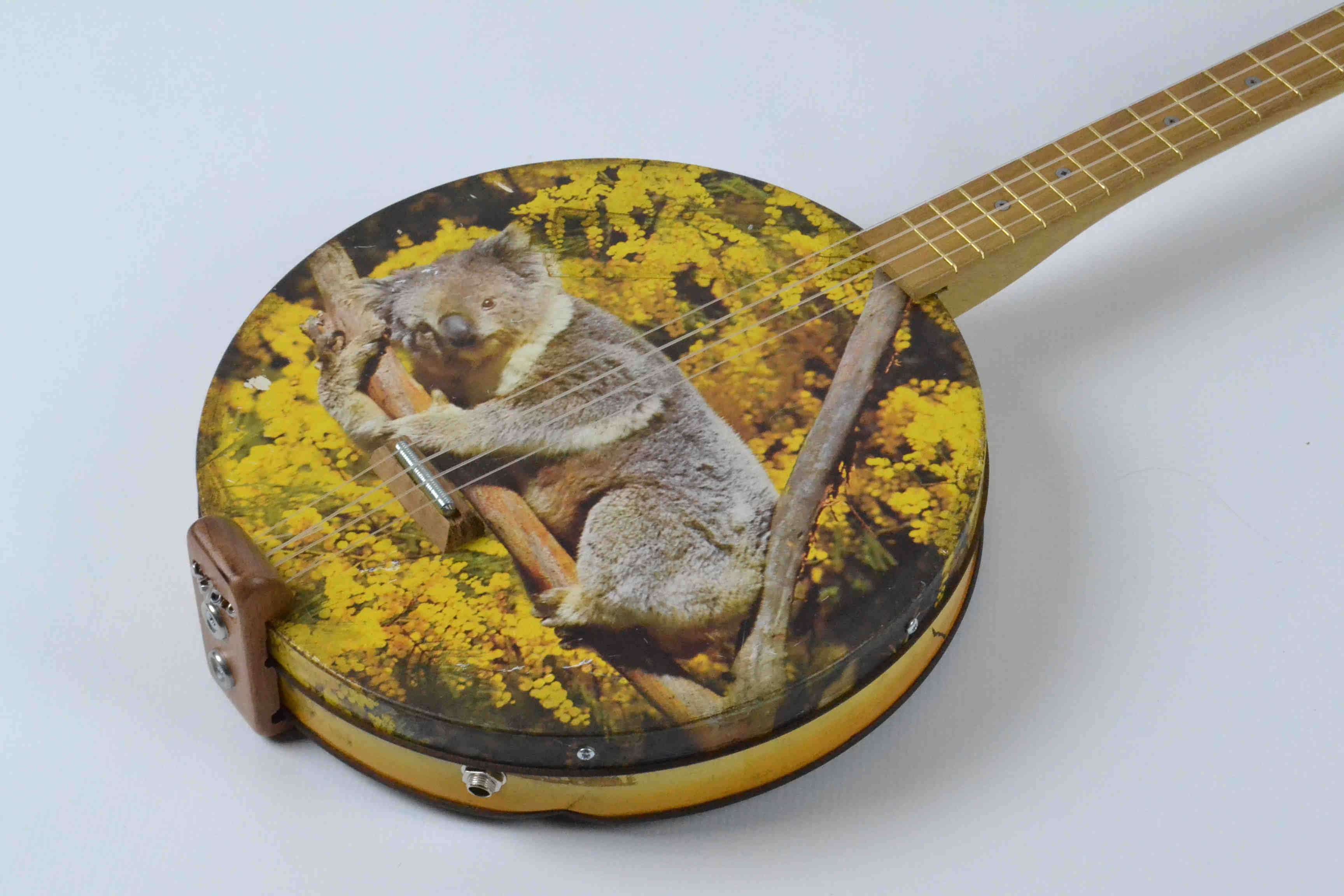The Koala Tin Ukulele