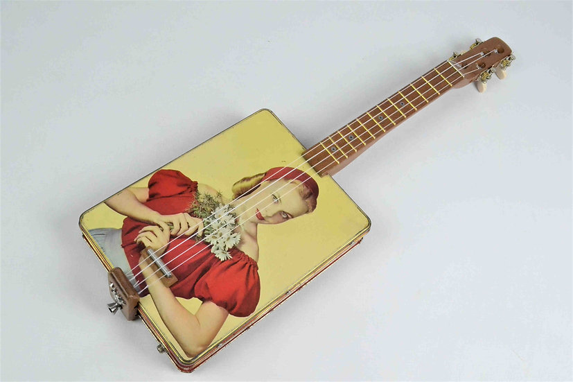 The Flower Girl Ukulele