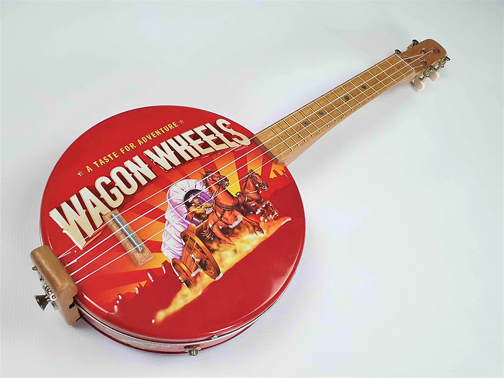 Wagon Wheel Ukulele