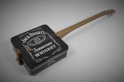 Jack Danials Tin Guitar