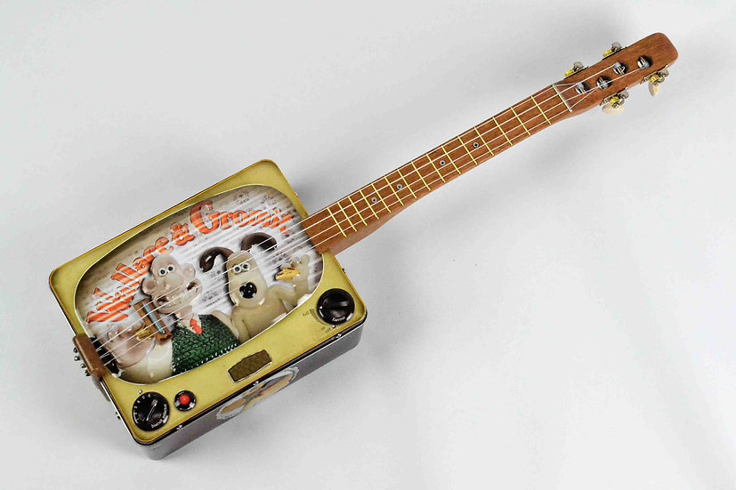 Wallace And Gromit Ukulele