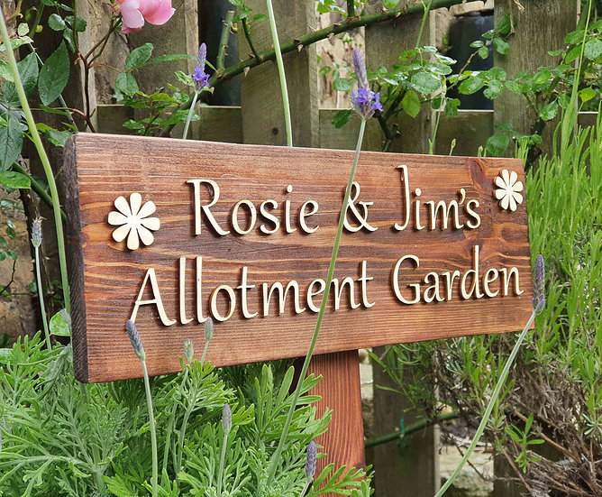 Rosie and Jim Sign