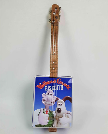 The Wallace and Gromit Electro Acoustic Tenor Ukulele