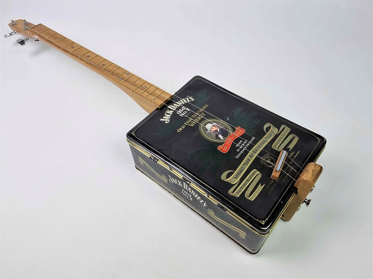 Upcycled JD Guitar