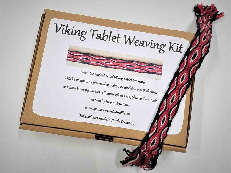 Tablet Weaving Kit