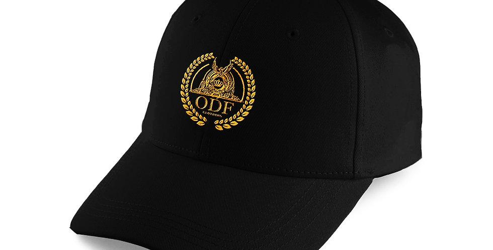 CLASSIC BLACK/GOLD CAP