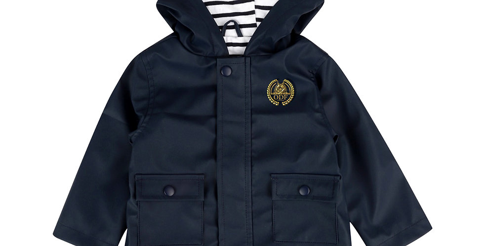 KIDS JACKET - NAVY BLUE