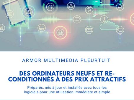 Armor Multimedia propose des ordinateurs neufs et re-conditionnés
