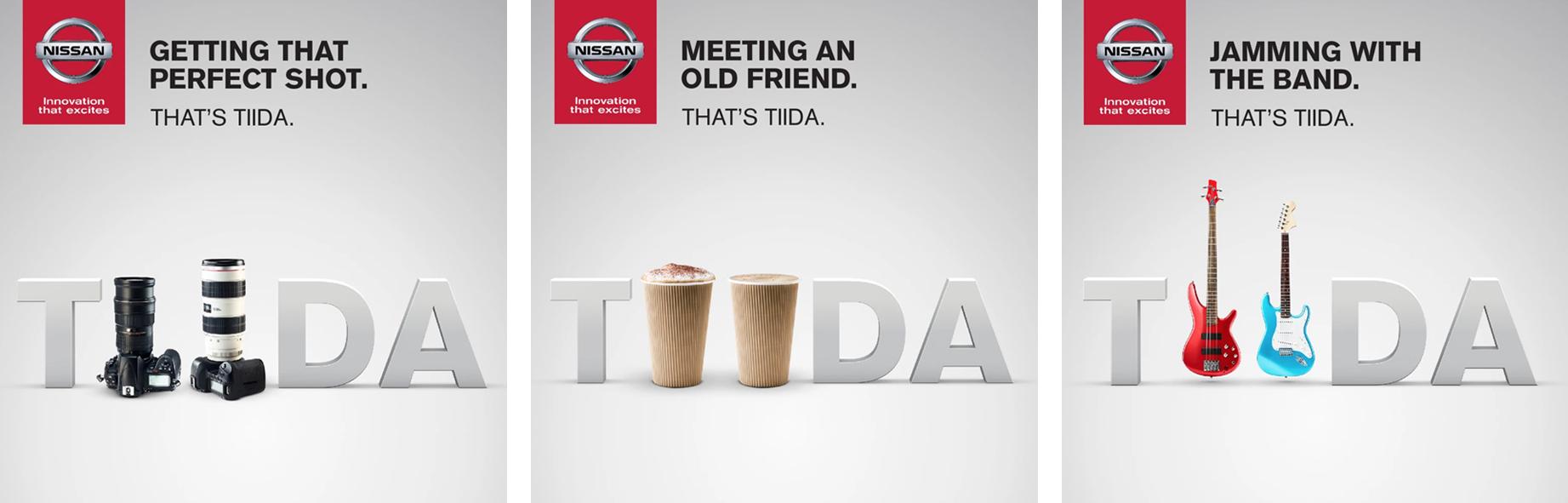 TIIDA-Teasers