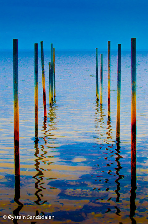 Poles in the Sea 1
