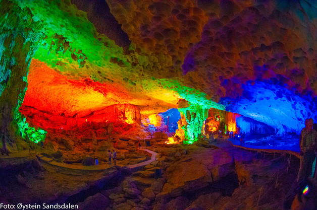 Colorful Cave 5