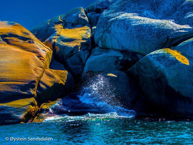 Rocks by the Seaside 03