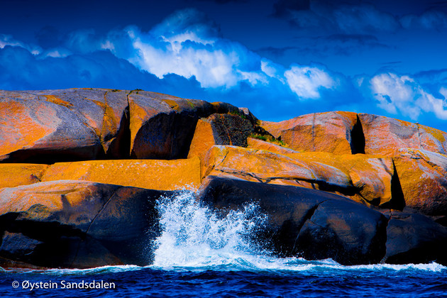Rocks by the Seaside 01