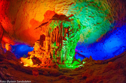 Colorful Cave 2
