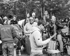 Occupy Drum Circle