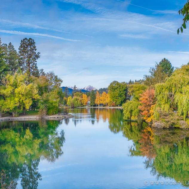 Fall in Drake Park