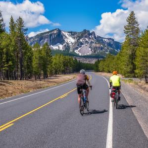 Cycling towards Paulina Peak.jpg