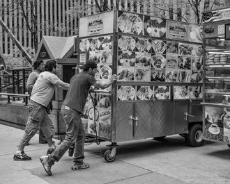Cart Pushers