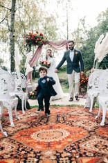 Bohemian Wedding hire