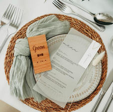 Seagrass Place mats
