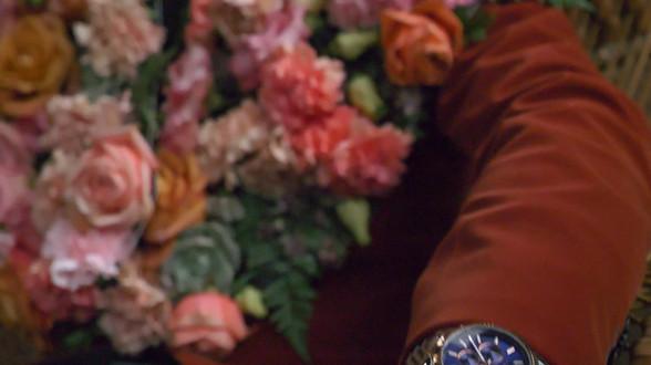 Gay Wedding Blog & Unconventional Wedding Russ&Leon.mp4 Mapperley Farm Events Venue Industrial Retro Disco