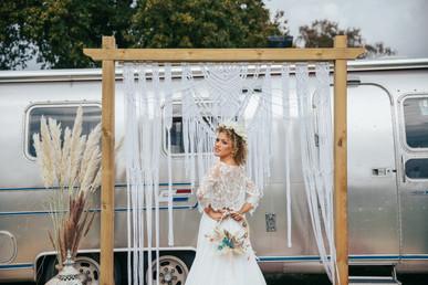 Boho Styling & Props PVH Wedding Backdrop Hire