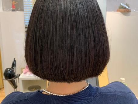 SPLENDOの縮毛矯正は何故自然なのか。