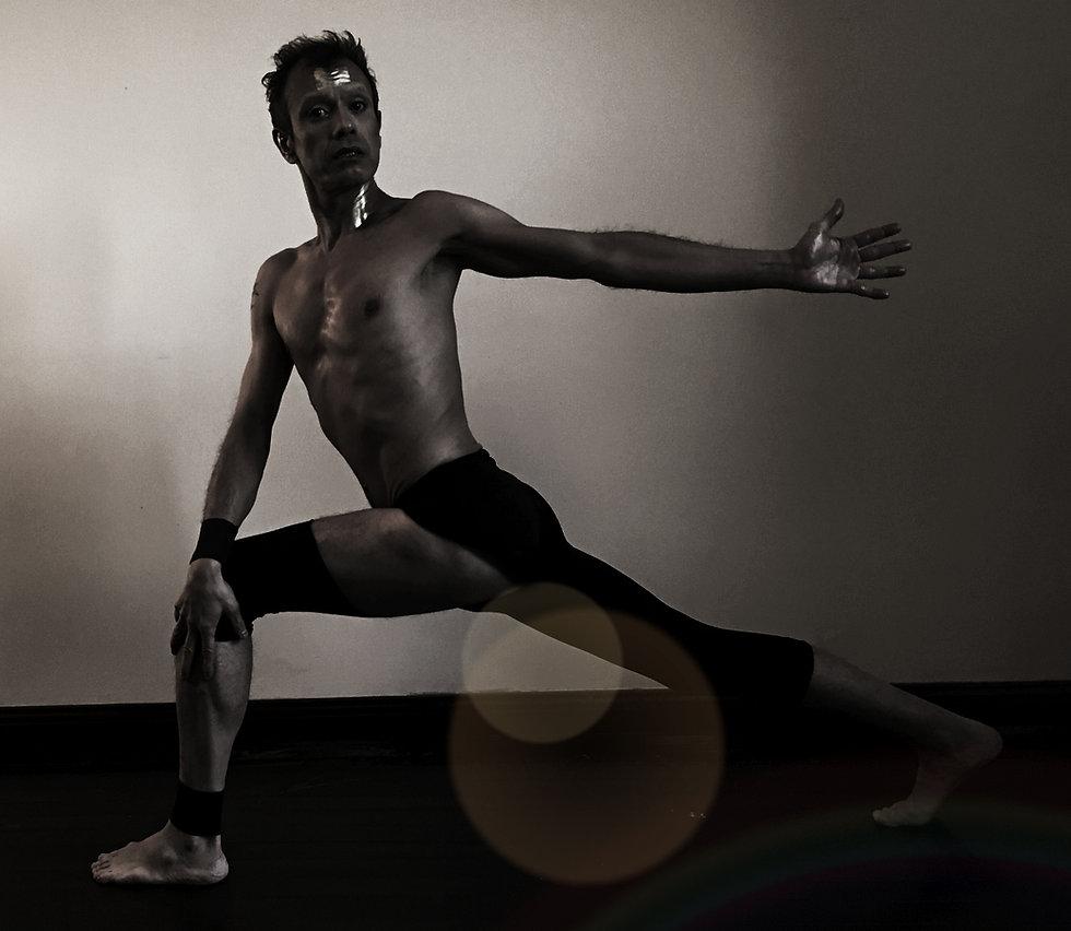 yoga from mars