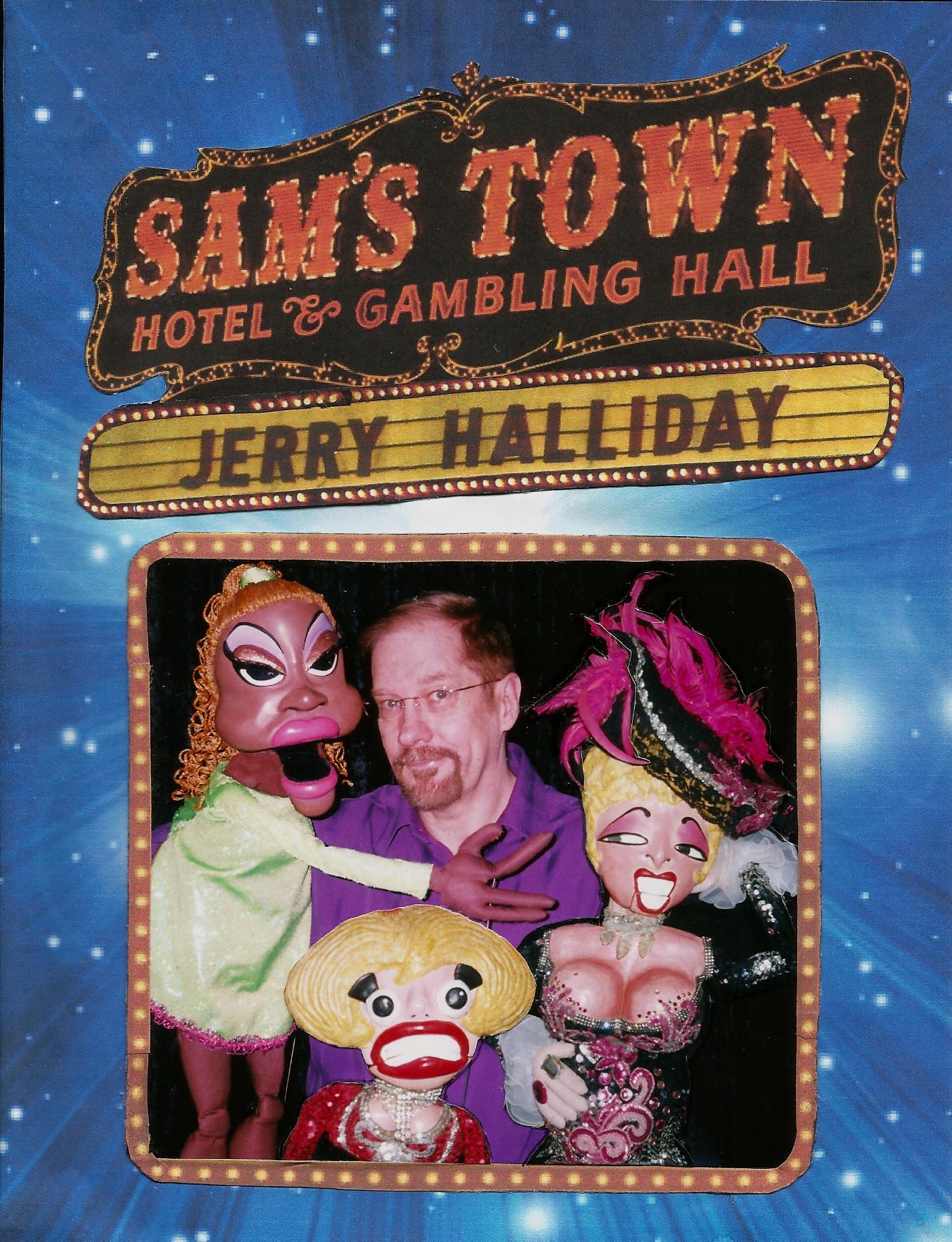 Sams Town Ad