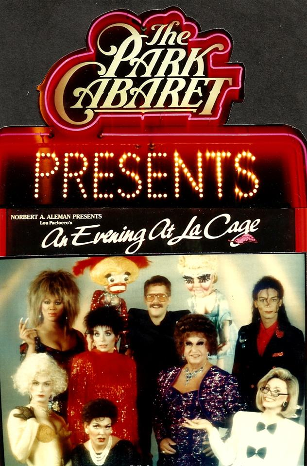 La Cage Cast Group shot