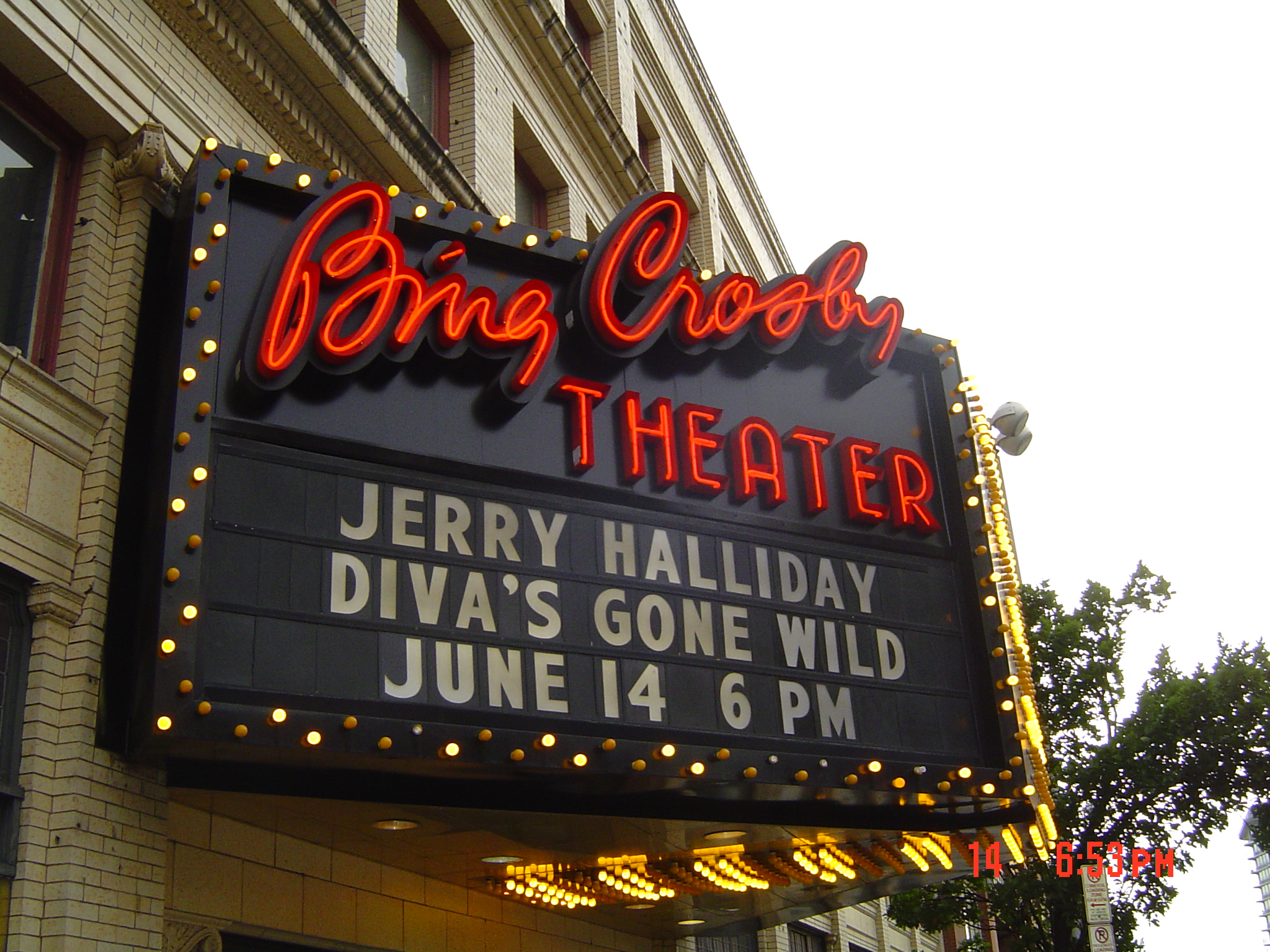 Bing Crosby Theatre