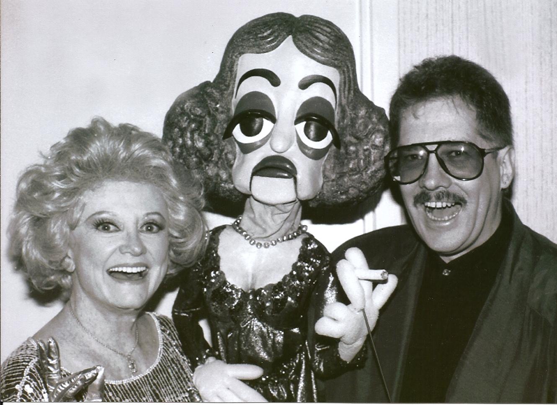 Phyllis Diller, Bette Davis , Jerry Hall