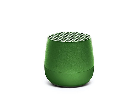 Lexon Mino Verde Mini Speaker Bluetooth Ricaricabile