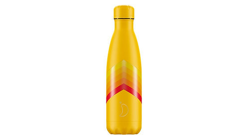 CHILLY'S BOTTLE Retro Yellow / Funk 500 ml