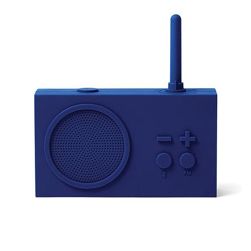LEXON TYKHO 3 Blu elettrico - LA119DB9 vista frontale