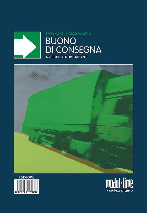 BUONO DI CONSEGNA a 2 copie autocalcanti - Modultime 264570000