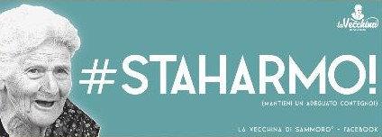 #STAHARMO! (Mantieni un adeguato contegno)