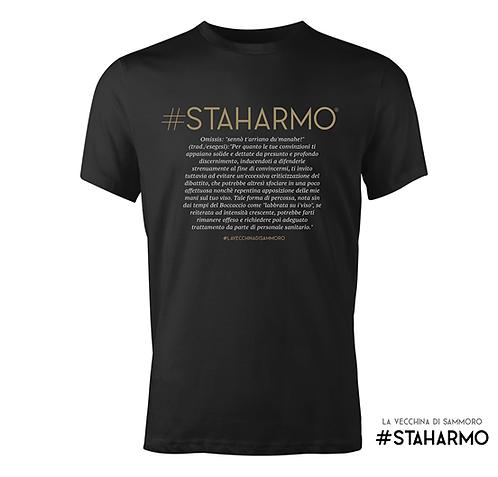 T-SHIRTE STAHARMO - LA VECCHINA DI SAMMORO