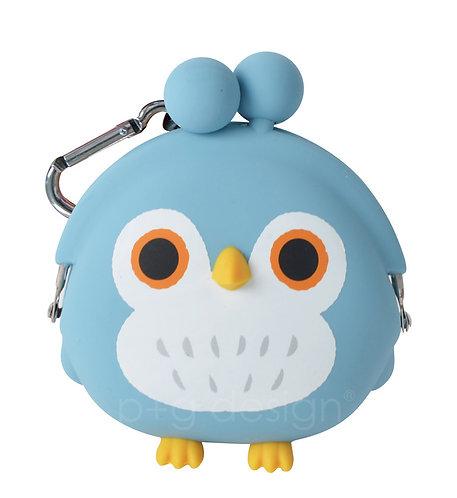 POCHI FRIENDS OWL Blue
