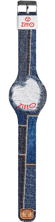 Zitto Street JEANS - Melted Blue