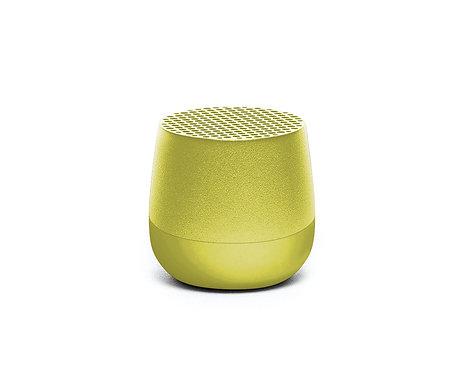 Lexon Mino Giallo Mini Speaker Bluetooth Ricaricabile
