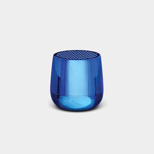 LEXON MINO + Blu cromato  - LA125MB vista frontale
